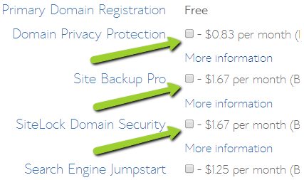 bluehost-package